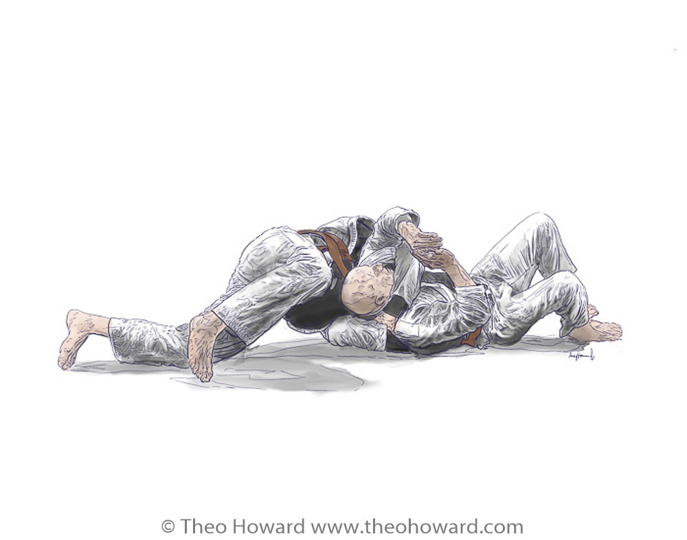 BJJ Brown-belt Battle