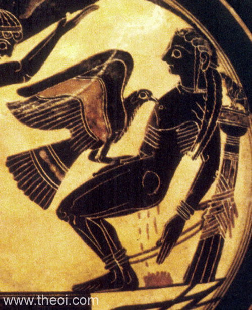 Image result for Ancient Greek creation of man