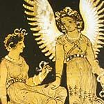 Erinyes Goddesses of Vengeance