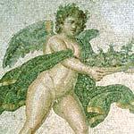 Zephyrus God of the West Wind