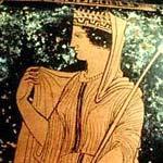 Leto the Titan Goddess of Motherhood