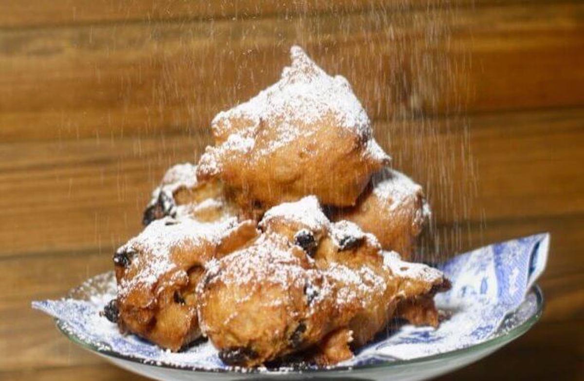 Oliebollen Dutch New Year S Day Doughnuts Recipe