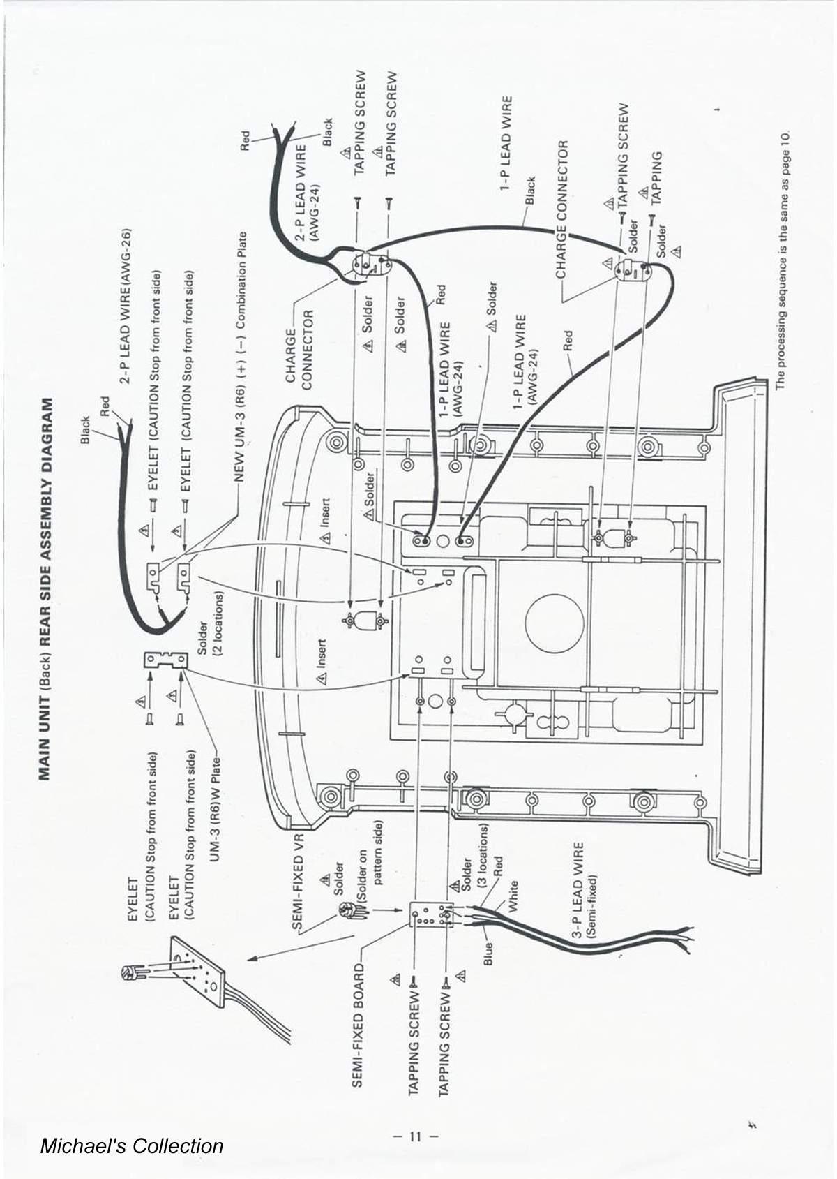 Robie Sr Service Manual
