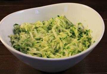 Grated-Zucchini