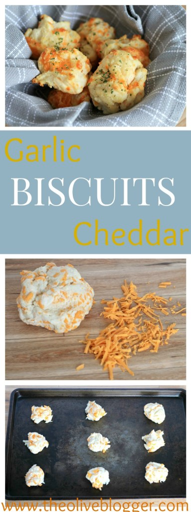 Garlic Cheddar Biscuits (Red Lobster Copycat!).These biscuits are loaded with so much cheese and delicious garlic that everyone will be reaching for a second or third one to go with dinner tonight.