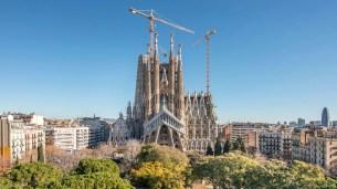 Sagrada Familia cathedral delayed by COVID-19 –