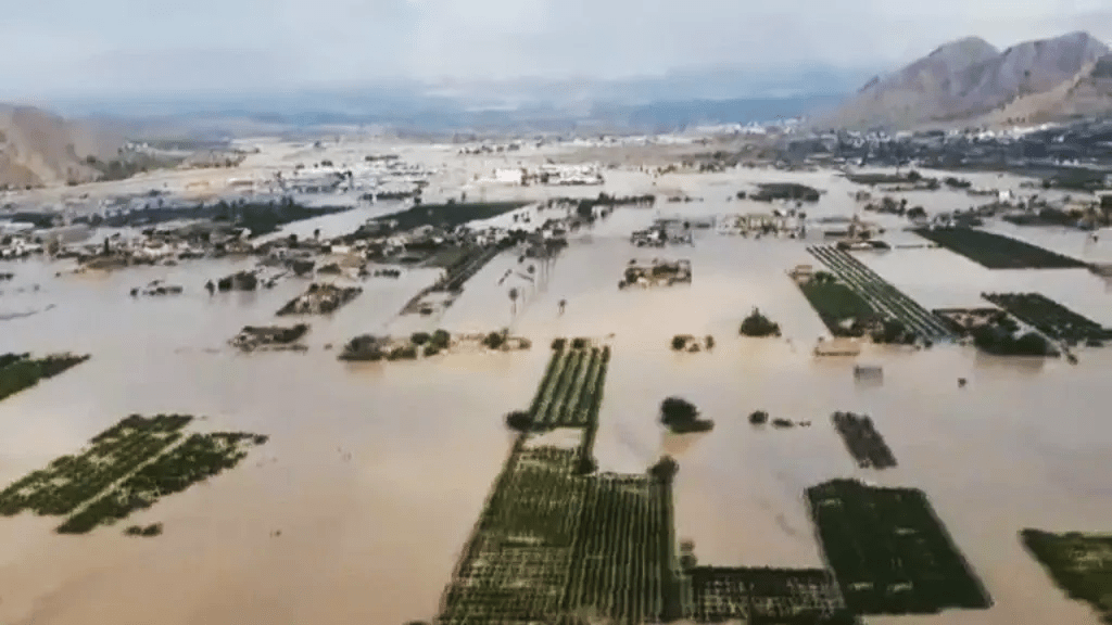 Spanish authorities slammed over spending in flood-damaged Costa Blanca: 'Vega Baja wants investments, not commercials' – ESPANA NEWS