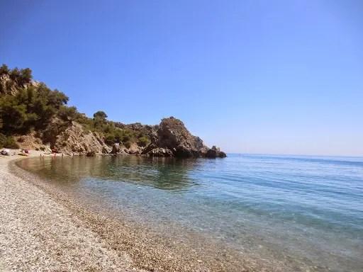 Playa Canuelo