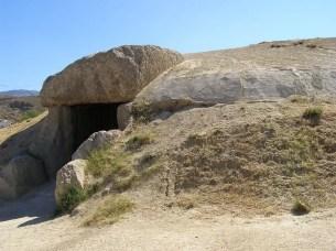 New 'Stonehenge' sort dolmen found in Spain's Malaga – ESPANA NEWS
