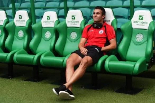 Lee Casciaro Celtic 1
