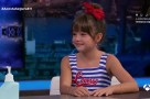 9-year-old actress schools Spanish chat current host after being requested if she has a boyfriend – ESPANA NEWS