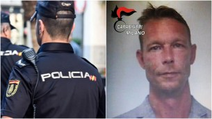 Wanted and 'dangerous' paedophile found hiding among expat community on Spain's Costa del Sol in eerie similarities to Maddie prime suspect Christian Brueckner – ESPANA NEWS