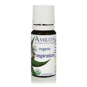 Amrita Essential OilRespiration- Organic Synergy 10ml at The OM Shoppe, Sarasota, FL