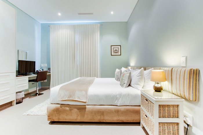 the one8 standard en-suite rooms