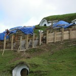 New Row? Hobbiton seems to be growing