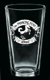 Pony Pint Glass