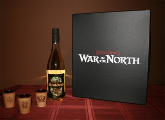 War in the North Tolkien Toast