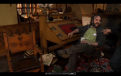 04 The Hobbit Production Video #2 - Peter at Bilbo's Desk in Bag End