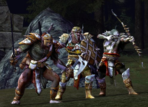 LOTRO: Rise of Isengard Expansion – Monster Play Screens 4/4