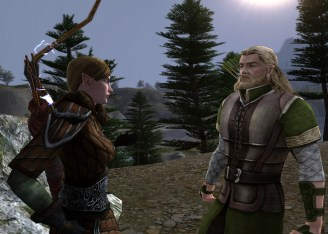 The Lord of the Rings Online (LOTRO). Update 5: The Prince of Rohan 1/6