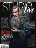 Studio Cine Live Covers The Hobbit December 2011 Page 01
