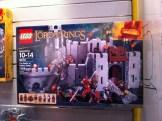 The Battle of Helm's Deep LEGO Set