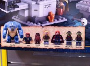 The Mines of Moria LEGO Set