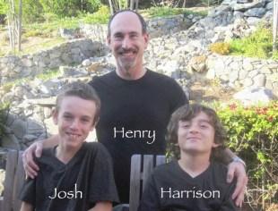 Nimpentoad authors Henry Josh Harrison Herz