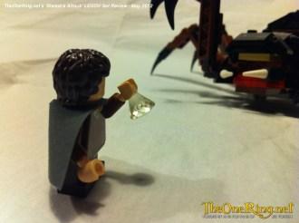 TheOneRing.net Shelob Attacks LEGO - 25