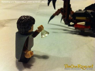 TheOneRing.net Shelob Attacks LEGO - 25