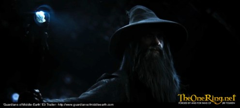 Guardians Of Middle Earth Video Game, E3 2012_Gandalf-imp