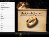 TheOneRing.net iPad App 02
