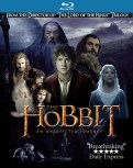 """Fan made box art for """"The Hobbit: An Unexpected Journey"""" Blu-ray cover."""