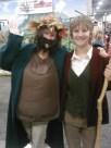 Tom Bombadil and Bilbo Baggins, SLCC 2013