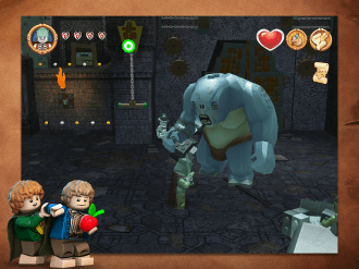 LOTR LEGO® iOS Game - Moria