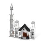 Minas Tirith Citadel Back