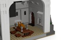 New Minas Middle bottom room door