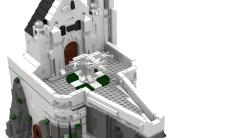New Minas Middle courtyard