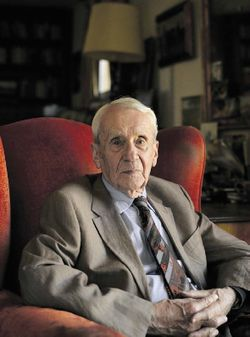In historic move, Christopher Tolkien resigns as director of Tolkien Estate