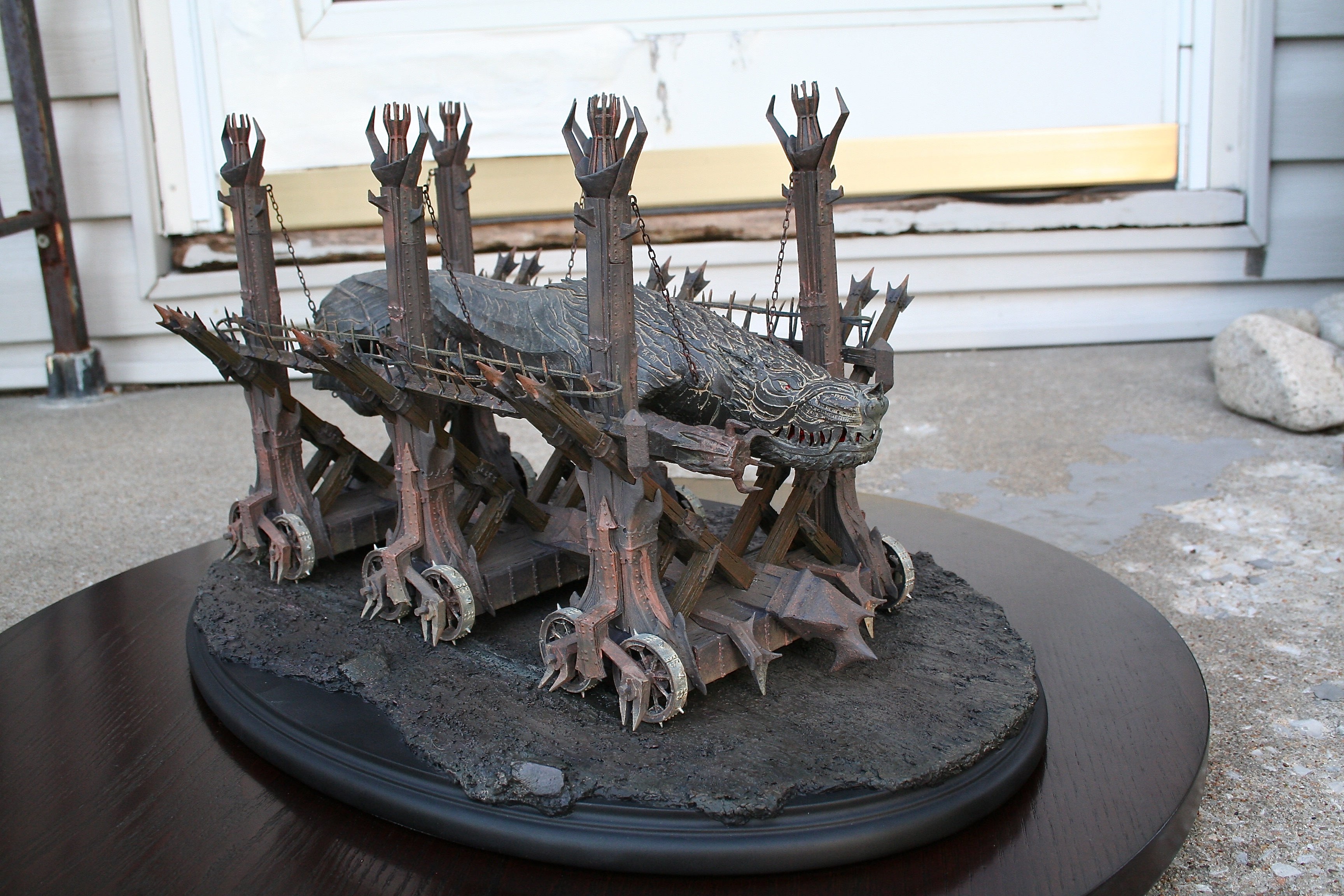 Collecting The Precious Weta Workshop S Grond