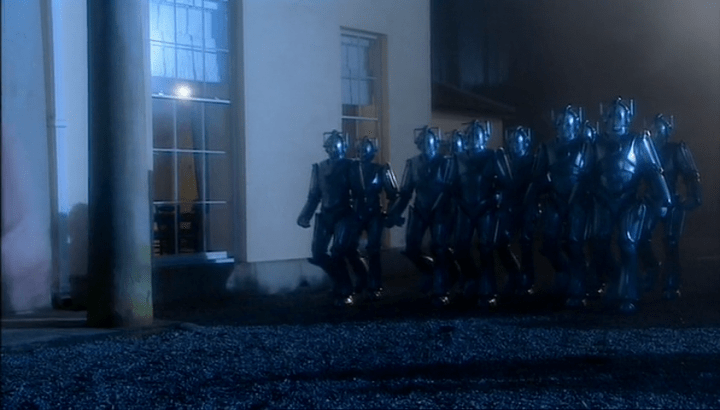 Cybermen - © BBC - http://www.bbc.co.uk/