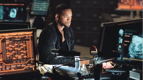 Will Smith dans I, Robot © UFD - http://www.allocine.fr/film/fichefilm-47739/photos/detail/?cmediafile=18381870