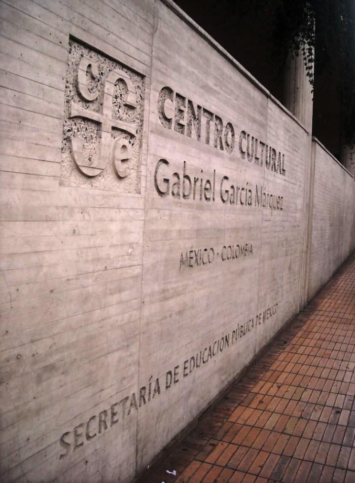 Le Centre Culturel Gabriel García Márquez à Bogotá - © »Мσιιч« - http://www.flickr.com/photos/lmolinac/4376173427/
