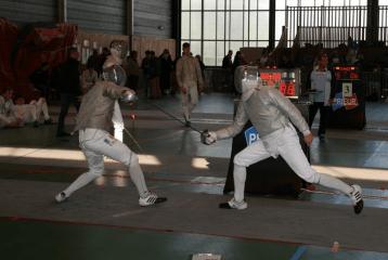 Compétition M20 Dijon © Fabrice Roussel