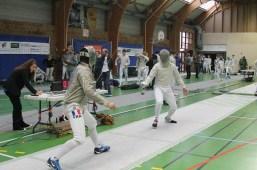 Circuit national élite des templiers - Gisors 2017 ©Les 3 armes Gisors