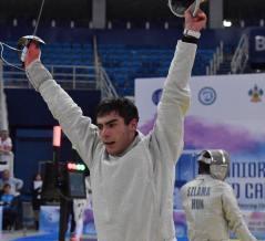Championnat Europe Sotchi 2018 - Maxime Pianfetti ©FFE-Augusto Bizzi
