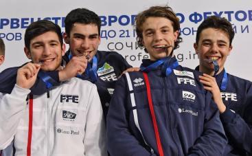Championnat Europe Sotchi 2018 - Médaille Or ©FFE-Augusto Bizzi