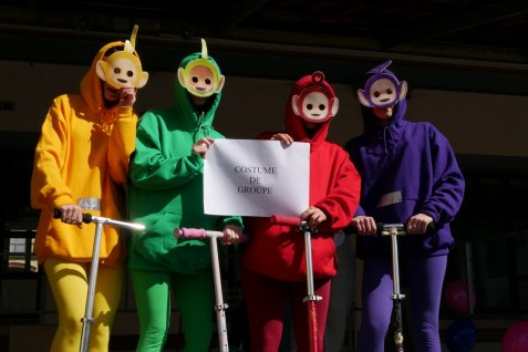 Carnaval de Théo 29 - © Julie Mitjana