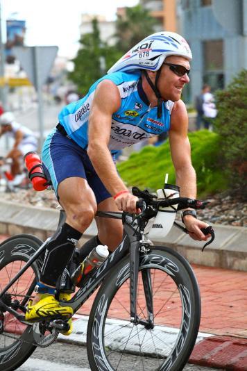 Jean-Christophe Holzerny - Ironman Vélo ©Jean-Christophe Holzerny