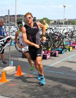 Jean-Christophe Holzerny - Ironman Marathon ©jean-Christophe Holzerny